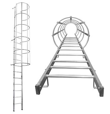 Escada para isotanques