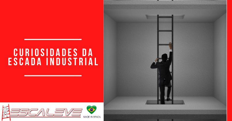 Curiosidades da escada industrial