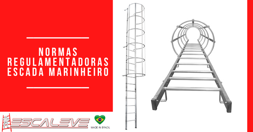 Normas regulamentadoras Escada Marinheiro